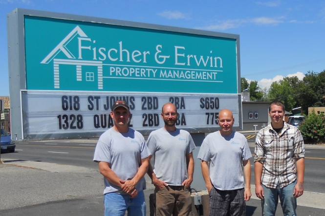 Fischer Erwin Maintenance Staff